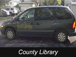 County Mobile Library Button