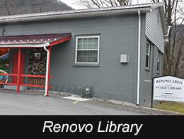 Renovo Library Button