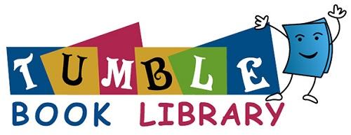 Tumble Book Library Logo